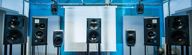 Studio One speakers